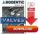 Modentic Valves Catalog